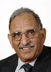 Profile image for Councillor Charles Choudhary