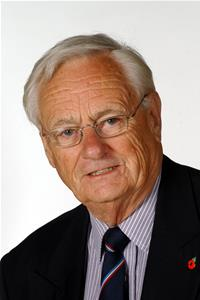 Profile image for Councillor Peter Edgar MBE